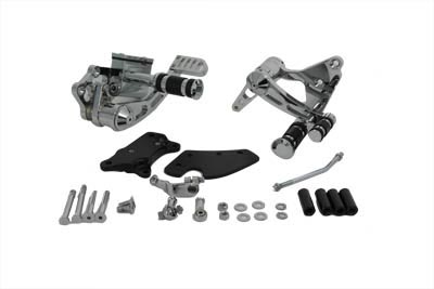 Billet Forward Control Kit