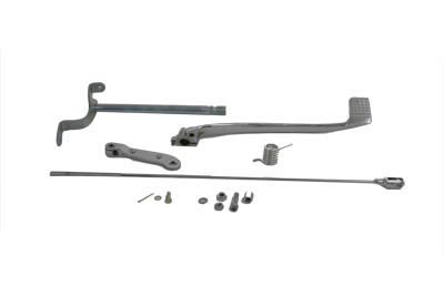 Brake Pedal Linkage Kit Rear Chrome