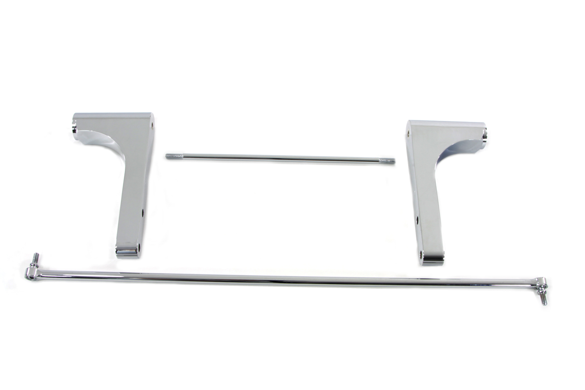 """*UPDATE Forward Control Extension Kit 6"""" Chrome"""