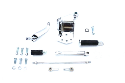 Chrome Replica Shifter Control Kit