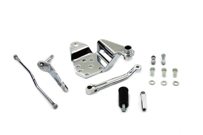 Chrome Shifter Control Kit