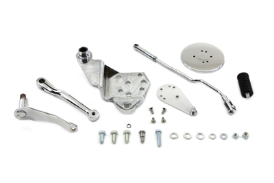 Chrome Forward Shifter Control Kit