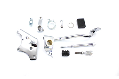 Chrome Mid-Brake Control Kit Wagner Type