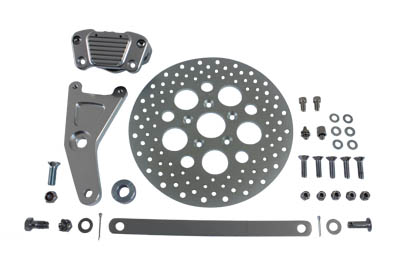"GMA Anodized Rear Caliper Conversion Kit and 11-1/2"" Disc"