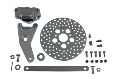 "GMA Rear 2 Piston Caliper and 10"" Disc Kit"