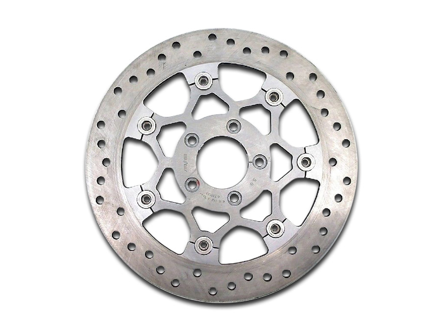 "Floating Stainless Steel 11.8"" Front Brake Disc"