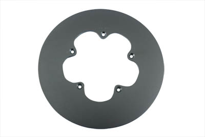 "11-1/2"" Plain Front Brake Disc Clover Leaf Style"