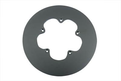 """11-1/2"""" Plain Front Brake Disc Clover Leaf Style"""