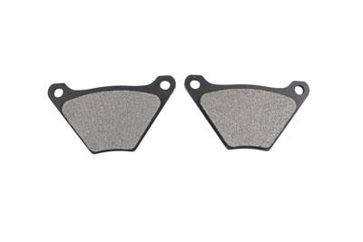 Kevlar Front and Rear Brake Pad Set