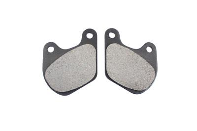 Dura Semi-Metallic Front Brake Pad Set