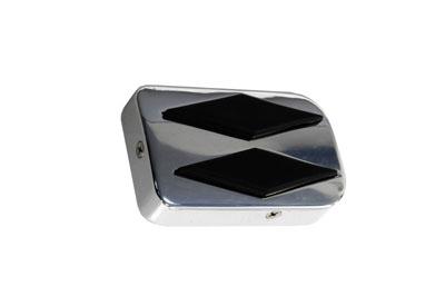 *UPDATE Brake Pedal Pad with Diamond Design