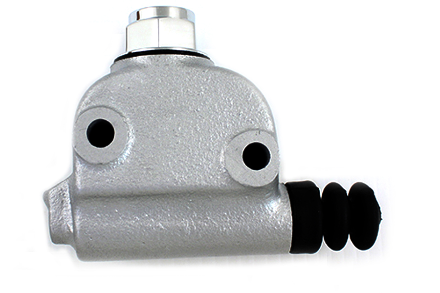 Rear Disc Brake Master Cylinder Painted Silver