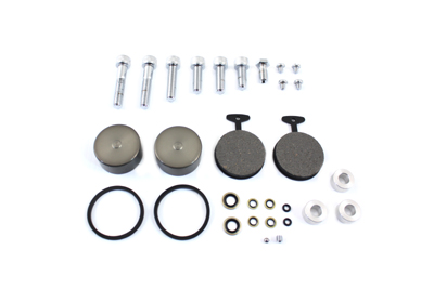 Rebuild Kit for Brake Caliper and Disc Set