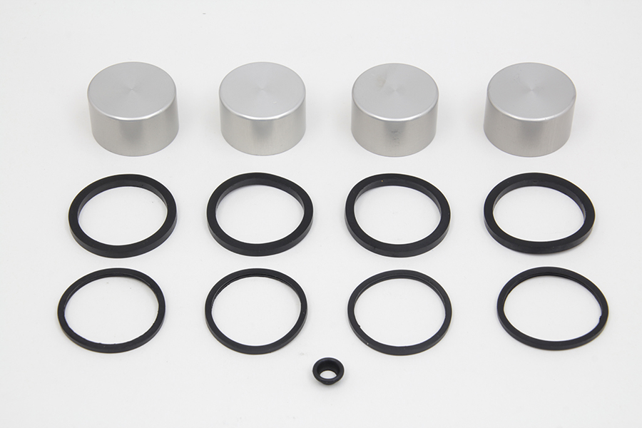 Front Caliper Piston Kit with Seals