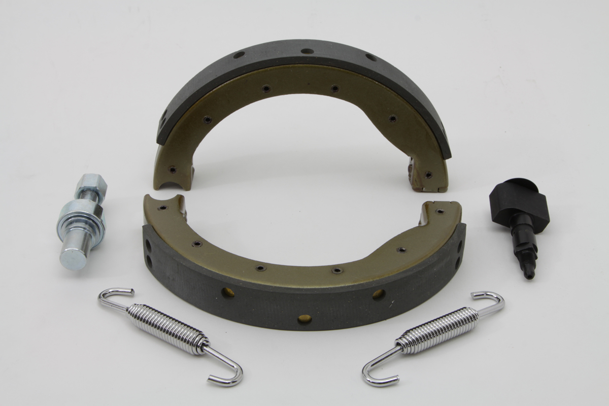 Rear Brake Shoe Kit