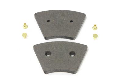 Dura Ceramic Front Brake Pad Set