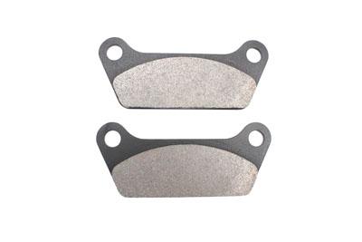 Dura Ceramic Rear Brake Pad Set