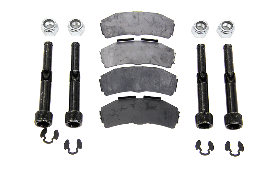 Brake Pad Hardware Kit