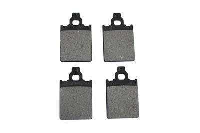 Dura Ceramic Brake Pad Set 4 Piece