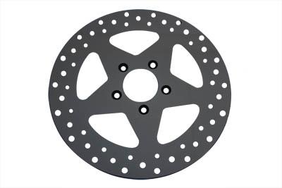 """11-1/2"""" Front Brake Disc 5-Spoke Style"""
