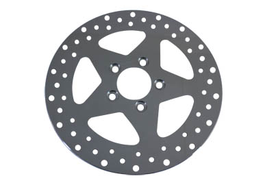 """11-1/2"""" Rear Brake Disc 5-Spoke Style"""