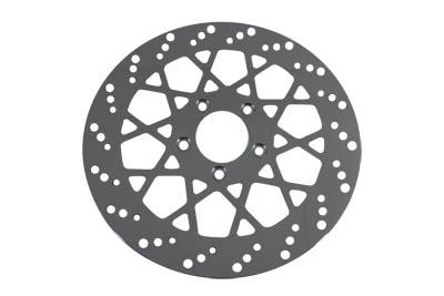 """11-1/2"""" Front Brake Disc X-Spoke Style"""