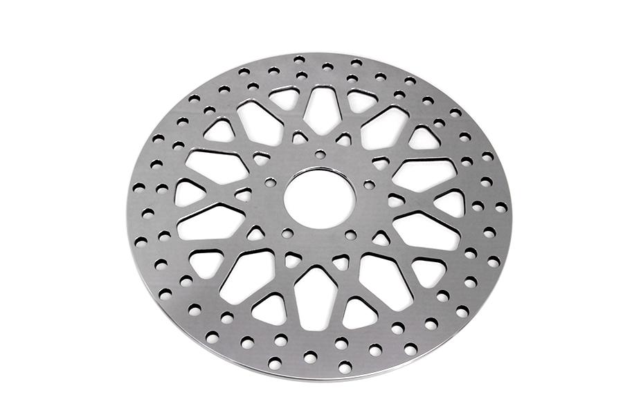 """11.8"""" Front Brake Disc X-Spoke Style"""