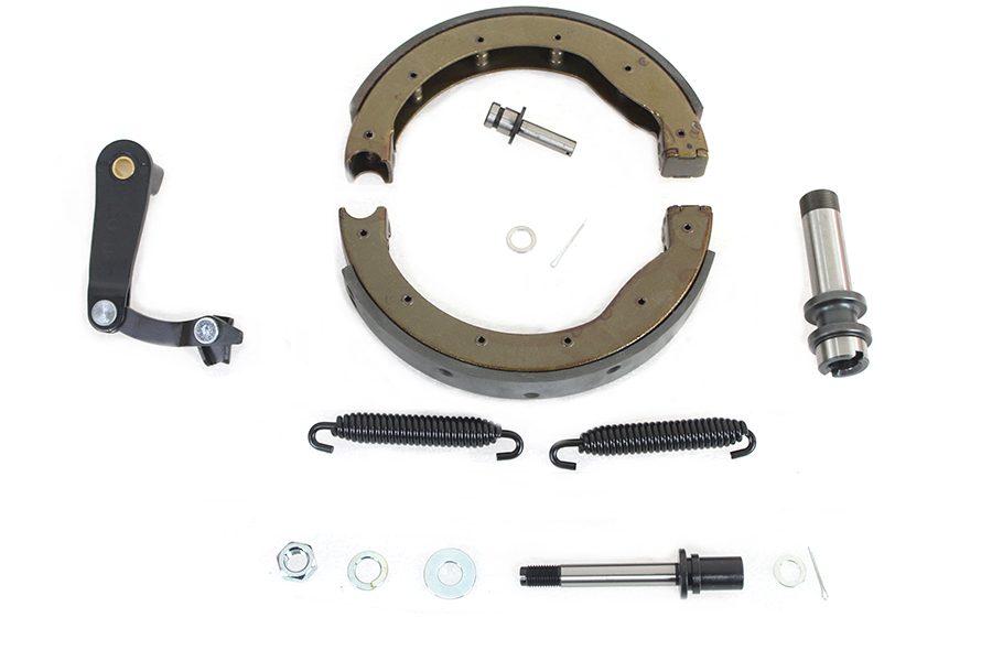 Left Glide Brake Shoe Kit
