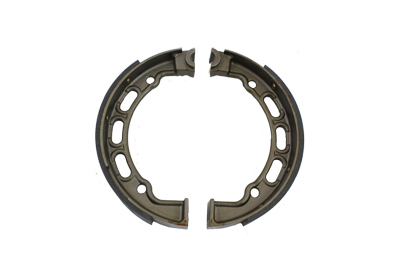 Replica Mechanical Rear Brake Shoe Set