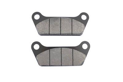 SBS Ceramic Rear Brake Pad Set