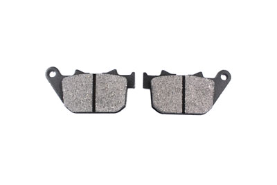 Dura Semi-Metallic Rear Brake Pad Set