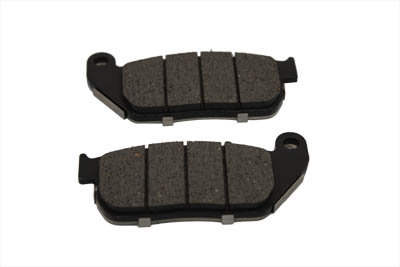 Dura Semi-Metallic Front Brake Pad Set