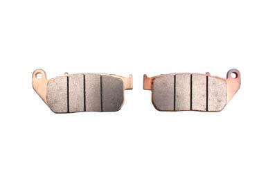 Dura Metallic Front Brake Pad Set