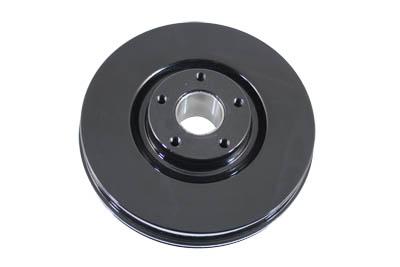 Front Brake Drum Black