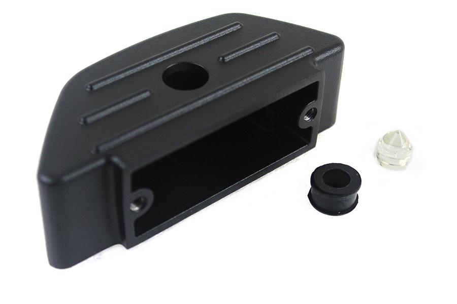 Rear Brake Master Cylinder Reservoir Black