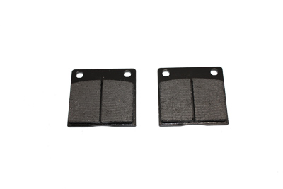 SBS Carbon Rear Brake Pad Set