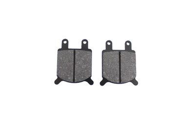 SBS Carbon Front Brake Pad Set