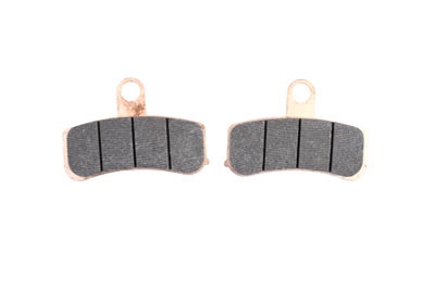SBS Sintered Front Brake Pad Set