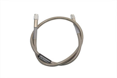 Stainless Steel Brake Hose 28""