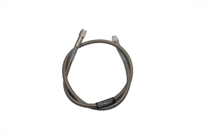 Stainless Steel Brake Hose 30""