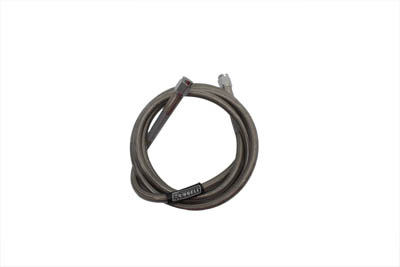 Stainless Steel Brake Hose 50""