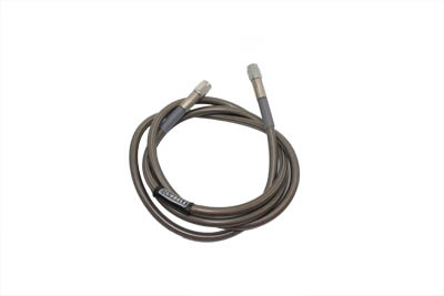 Stainless Steel Brake Hose 60""
