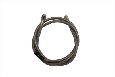 Stainless Steel Brake Hose 44""