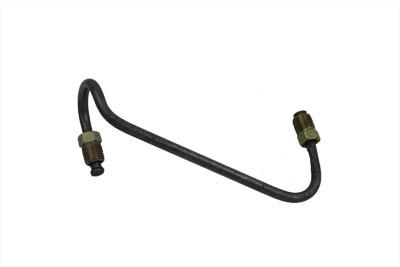 Steel Rear Brake Line Zinc