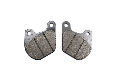 SBS Carbon Front Brake Pad Set