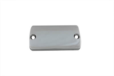 Handlebar Master Cylinder Cover Chrome