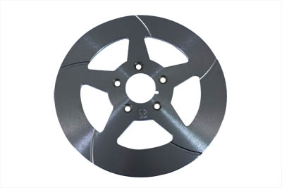 "*UPDATE 11-1/2"" Front Brake Disc 5-Spoke Style"