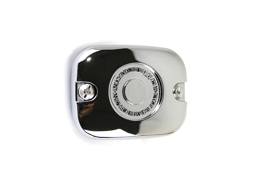 Clutch Master Cylinder Cover Chrome
