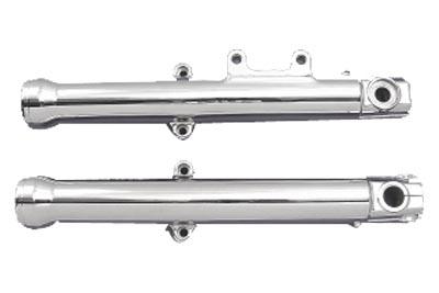 39mm Chrome Fork Sliders