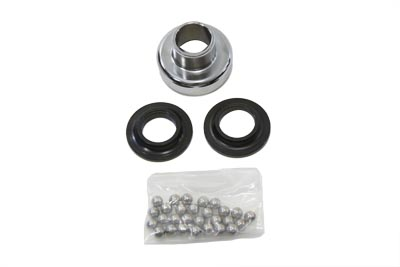 Chrome Complete Neck Cup Kit